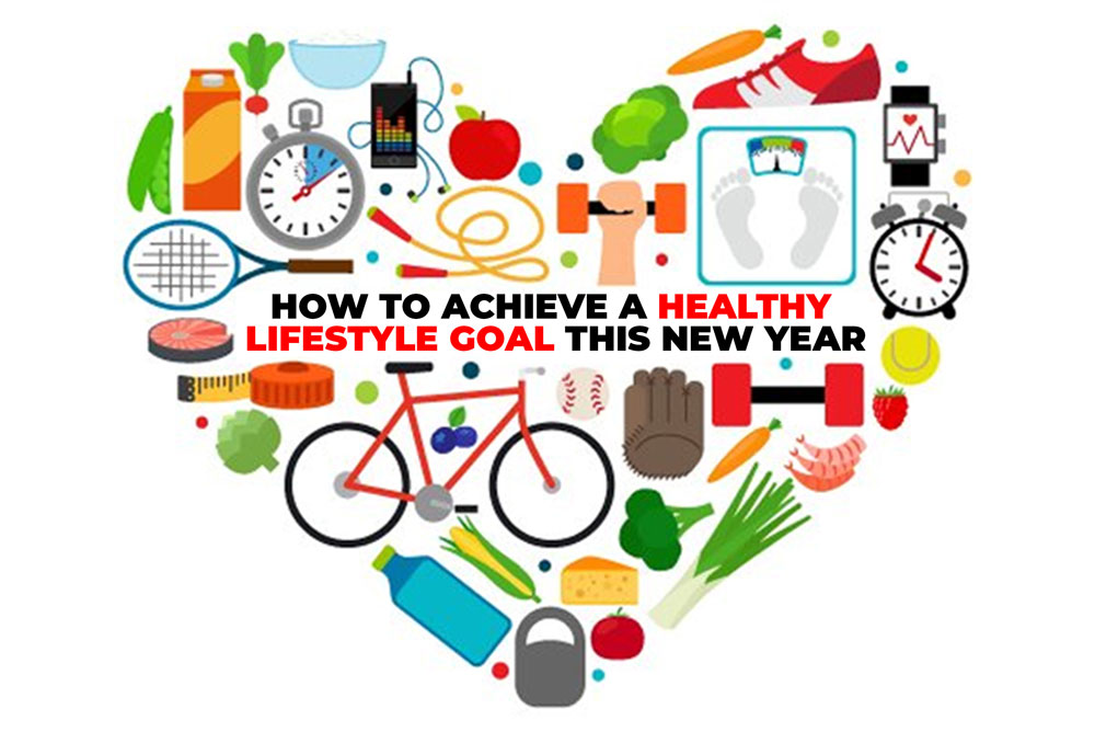 How To Achieve A Healthy Lifestyle Goal This New Year