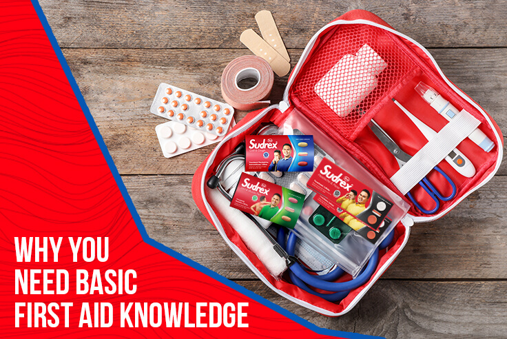 Why You Need Basic First Aid Knowledge