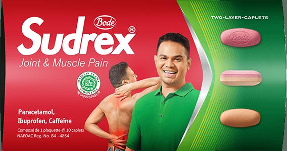 Sudrex Joint & Muscle Pain