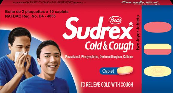Sudrex Cold & Cough