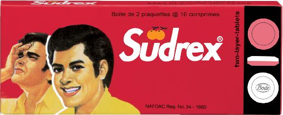 Sudrex