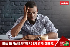 How to Manage Work Related Stress